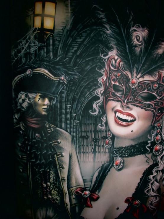 秘密の仮面舞踏会にようこそ : 「不思議な図書館」Secret Guardian Ⅱ ...