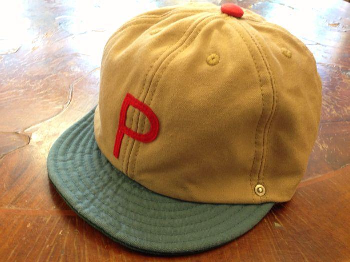 "【DECHO】BALL CAP ""CANVAS""_d0227059_19484162.jpg"