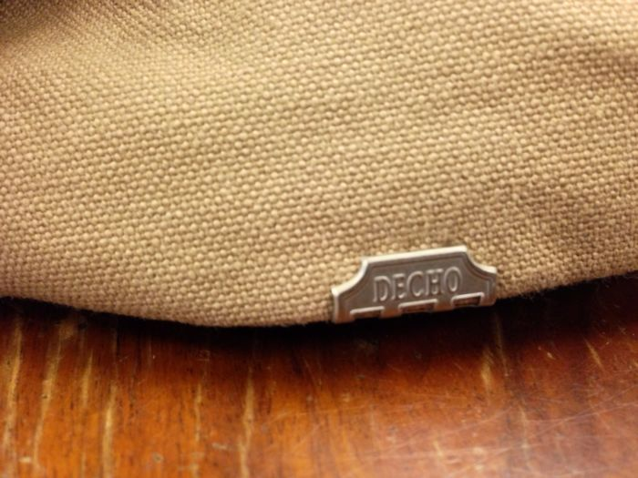 "【DECHO】BALL CAP ""CANVAS""_d0227059_1948439.jpg"