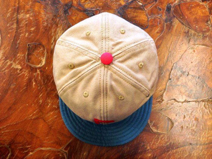 "【DECHO】BALL CAP ""CANVAS""_d0227059_19484563.jpg"
