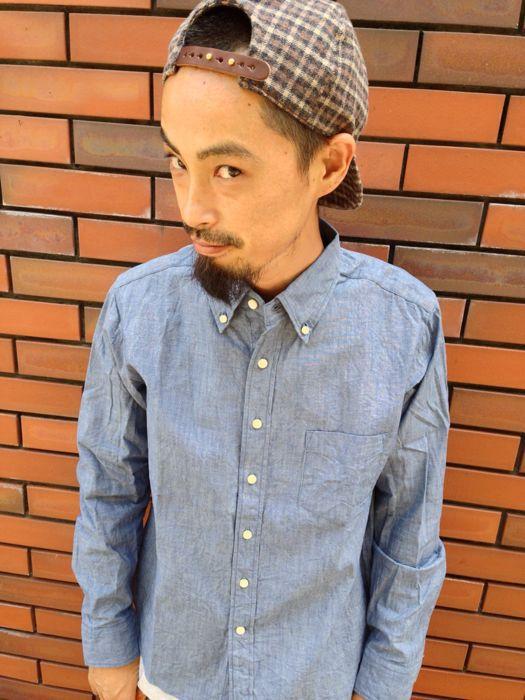 "【DECHO】JET CAP ""FLANNEL CHECK""_d0227059_2335438.jpg"