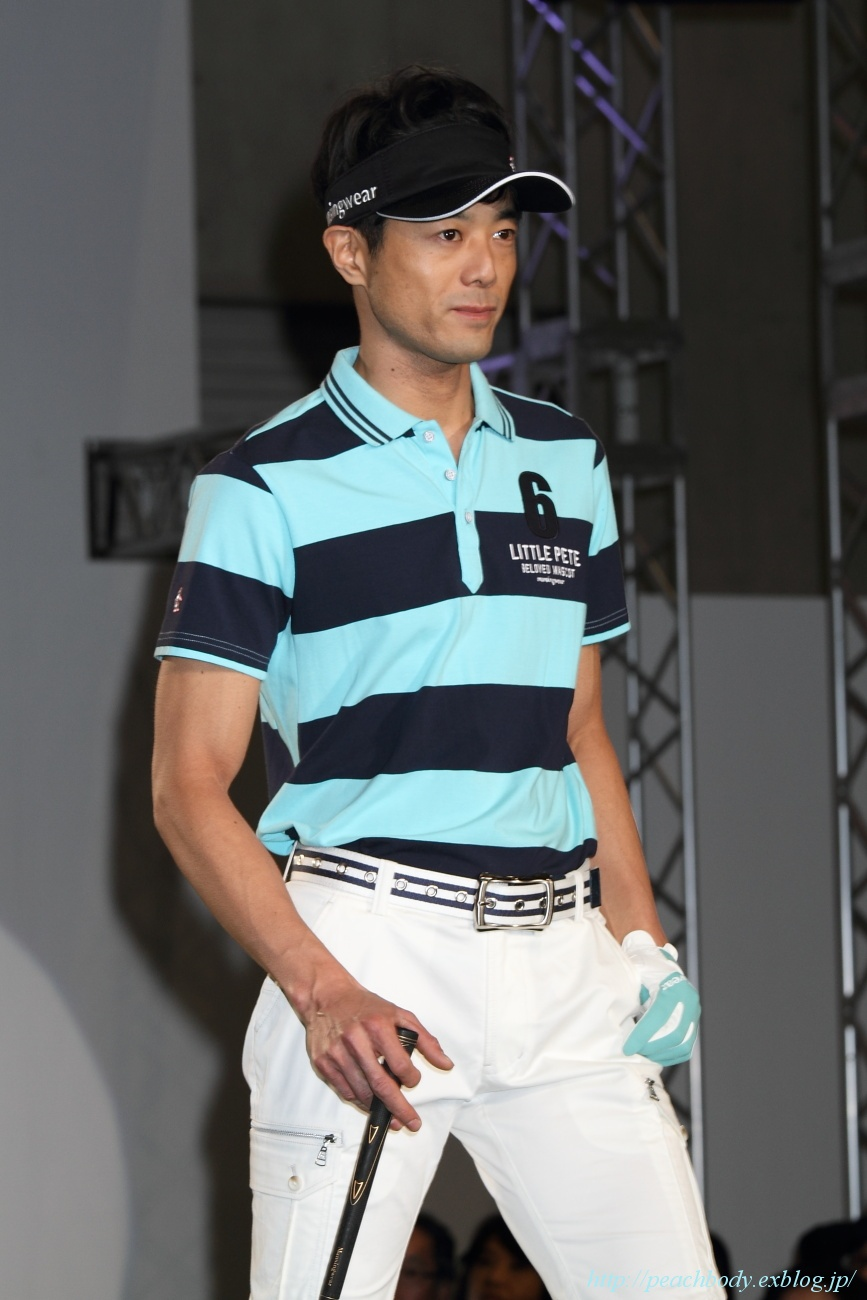 EVEN×RAKUEN GOLF STYLE COLLECTION 2nd STAGE グループB その6_c0215885_0174581.jpg