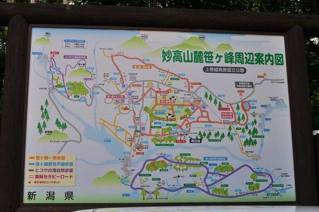 戸隠キャンプ2013⑨  笹ヶ峰高原_a0126590_15194949.jpg