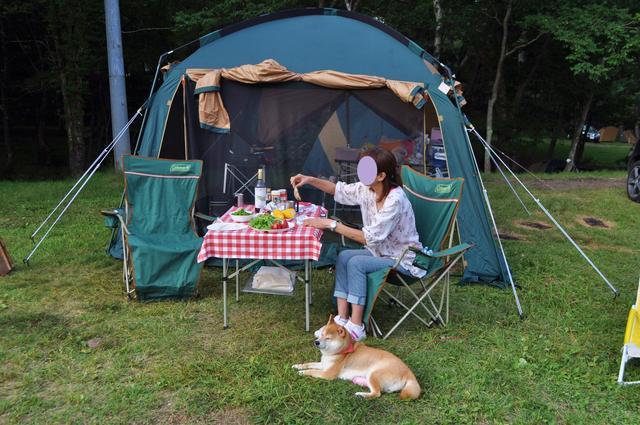 戸隠キャンプ2013⑧ キャンプでご飯_a0126590_1522731.jpg