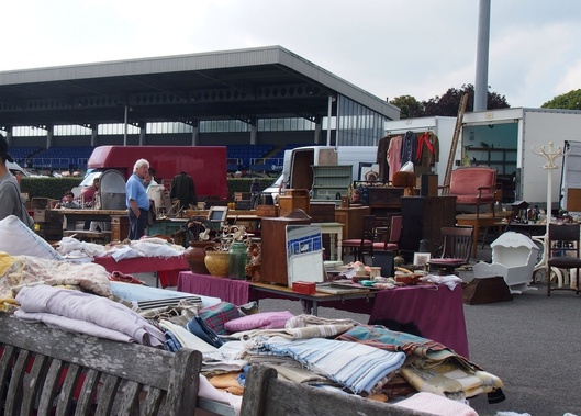 買い付け日記*2013夏〈ケンプトンパークのアンティークマーケット〉_c0094013_614680.jpg