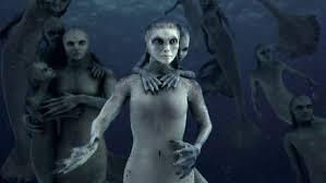 例の「謎の生命体の姿」はどんなものだろうか?:こんな姿か?_e0171614_7314136.jpg