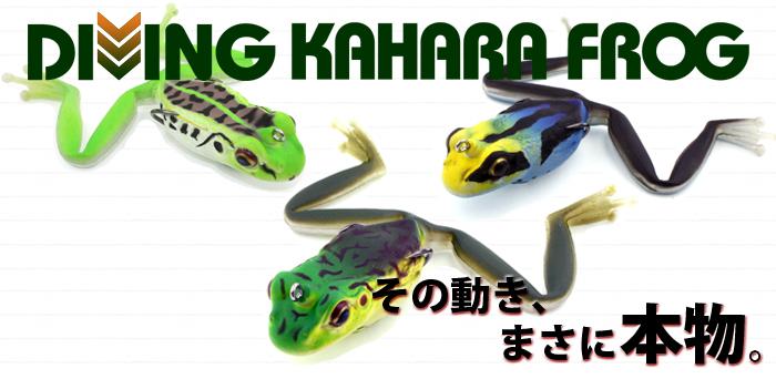 カハラ ダイビングカハラフロッグ New 5色入荷_a0153216_2257483.jpg
