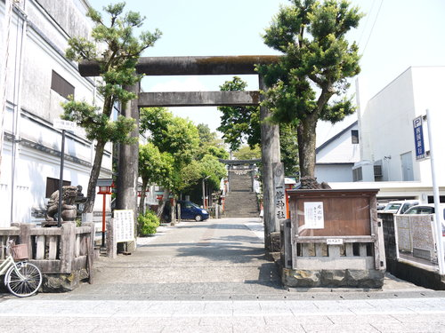 ◇ 一條神社 & 中村駅 ◇_e0133535_13434753.jpg