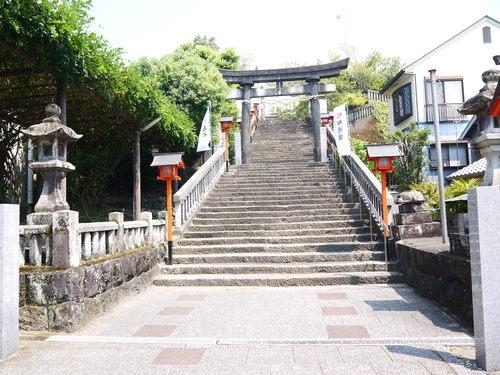 ◇ 一條神社 & 中村駅 ◇_e0133535_140164.jpg