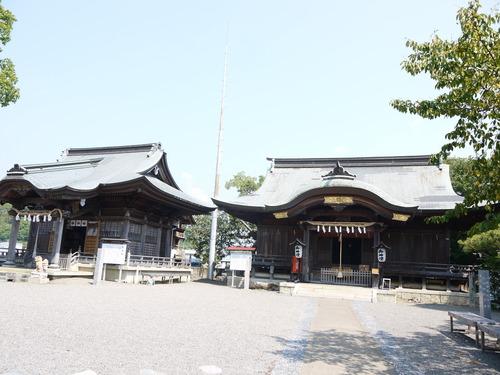 ◇ 一條神社 & 中村駅 ◇_e0133535_141164.jpg