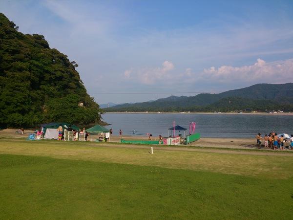 日本海にBBQと海水浴に行ってきました_b0191441_19514930.jpg