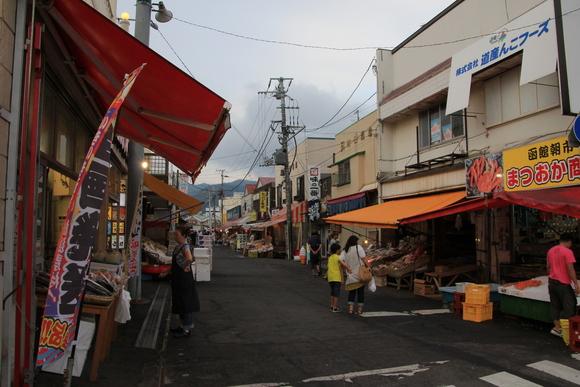 函館の朝と言えばここ! 朝ごはん!_d0202264_207483.jpg
