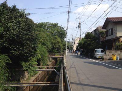 ちゃらぽこの夏休み その1「品川みちを歩く」_f0230467_21241524.jpg