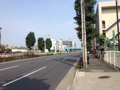 ちゃらぽこの夏休み その1「品川みちを歩く」_f0230467_21241971.jpg