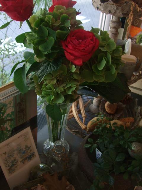 オークリーフ(山の花も・・・)_f0049672_1484955.jpg