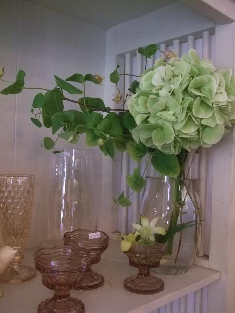 オークリーフ(山の花も・・・)_f0049672_1492054.jpg