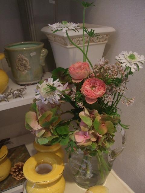 オークリーフ(山の花も・・・)_f0049672_149773.jpg