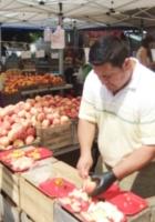 NYの青空市場に過ぎ行く夏の気配_b0007805_20501371.jpg