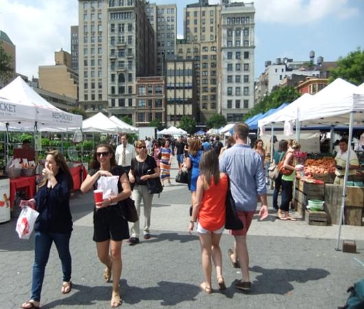NYの青空市場に過ぎ行く夏の気配_b0007805_20505093.jpg