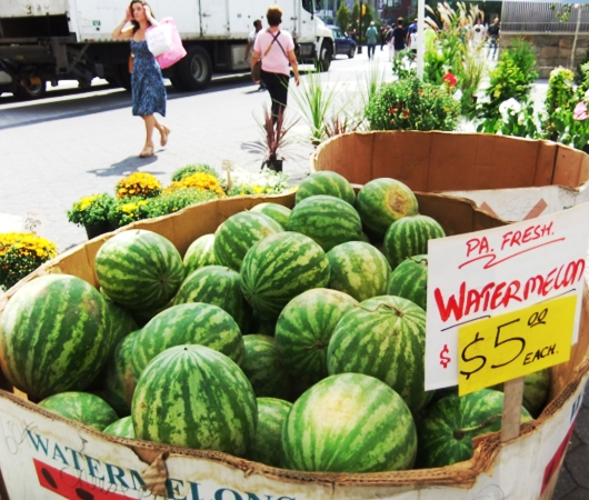 NYの青空市場に過ぎ行く夏の気配_b0007805_20514592.jpg