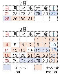 孫との夏休み (3)_c0051105_194744.jpg