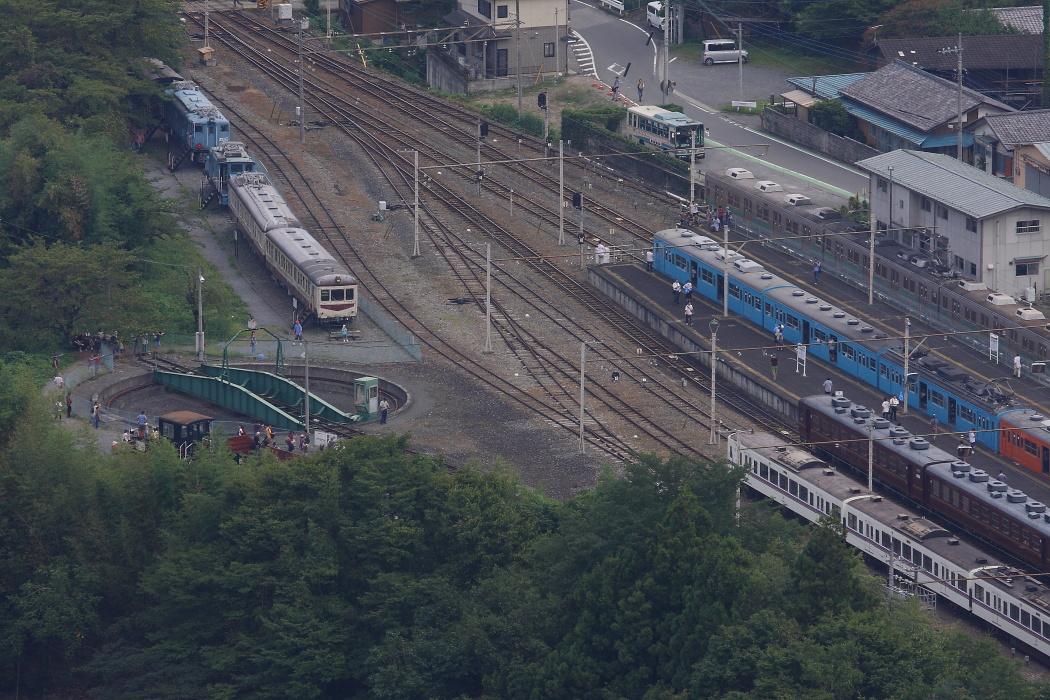 旧国鉄101系のさよなら運転とC58のすれ違い - 2013年晩夏・秩父 -  _b0190710_21444656.jpg