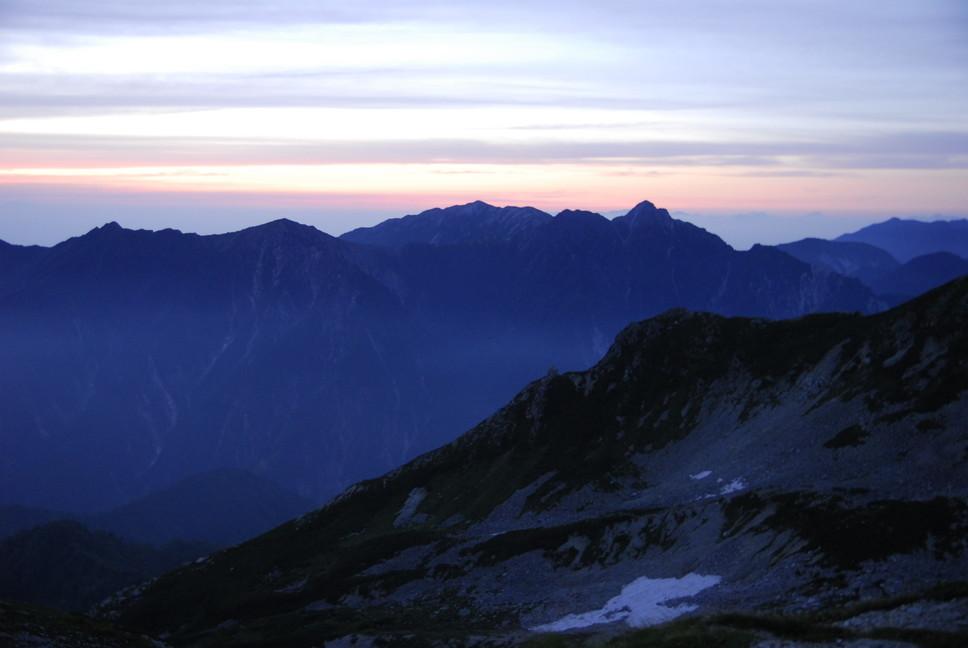 """2013年8月 『劔岳に登る』 August, 2013 \""""Mt. Tsurugi\""""_c0219616_14521649.jpg"""