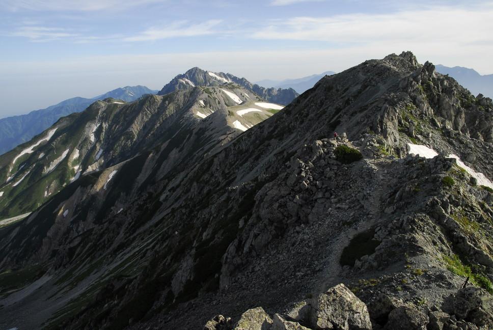 """2013年8月 『劔岳に登る』 August, 2013 \""""Mt. Tsurugi\""""_c0219616_14593519.jpg"""
