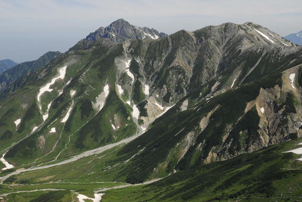 """2013年8月 『劔岳に登る』 August, 2013 \""""Mt. Tsurugi\""""_c0219616_1523678.jpg"""