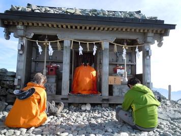 """2013年8月 『劔岳に登る』 August, 2013 \""""Mt. Tsurugi\""""_c0219616_154588.jpg"""
