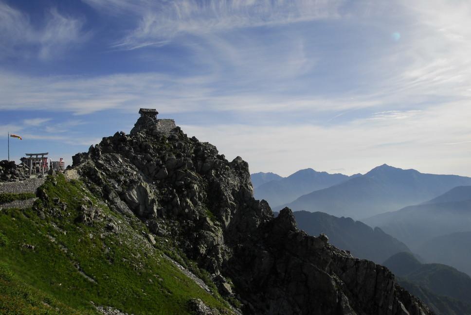 """2013年8月 『劔岳に登る』 August, 2013 \""""Mt. Tsurugi\""""_c0219616_15876.jpg"""