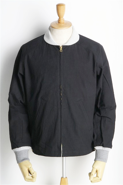 【Attractions】 MAC BLOUSON_c0289919_18202656.jpg