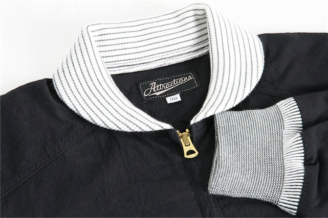 【Attractions】 MAC BLOUSON_c0289919_1821199.jpg