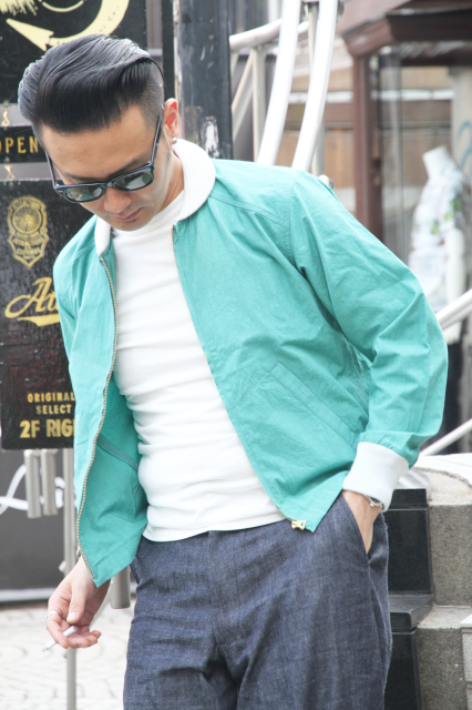 【Attractions】 MAC BLOUSON_c0289919_18245050.jpg
