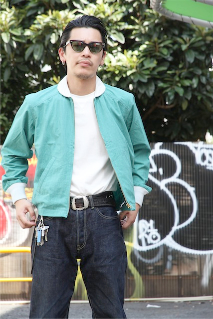 【Attractions】 MAC BLOUSON_c0289919_182458100.jpg