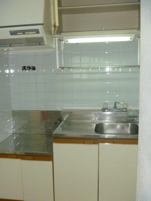 賃貸マンションのクリーニング_c0186441_20411866.jpg