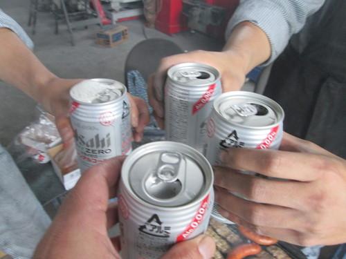 串焼肉とパウダーコート&ハイパー!!    S・D-76  北海道札幌北広島_a0196542_20193448.jpg