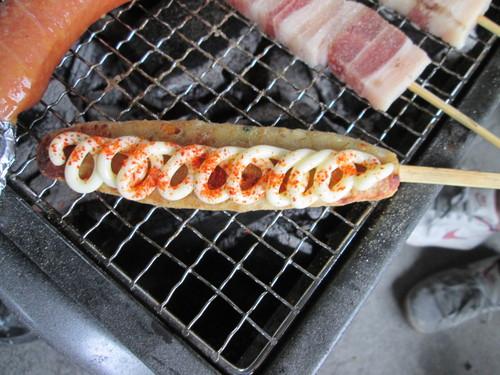 串焼肉とパウダーコート&ハイパー!!    S・D-76  北海道札幌北広島_a0196542_20263056.jpg