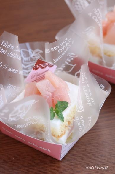桃のショートケーキ♪ レシピ付♪_d0098954_2258238.jpg