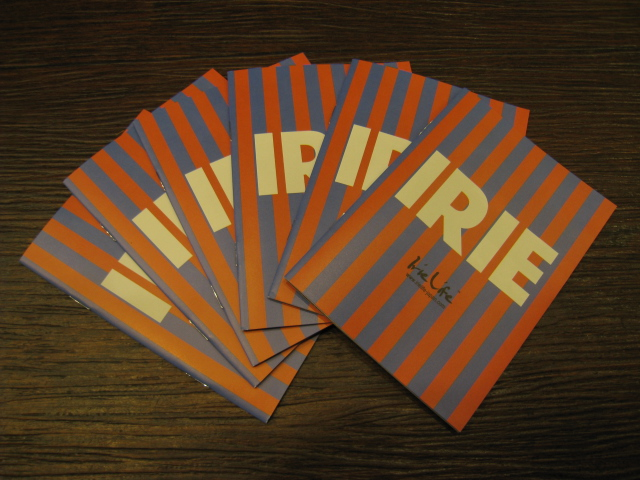 【IRIE by irielife】 2013 AUTUMN & WINTER CATALOG 到着_d0175064_14114530.jpg
