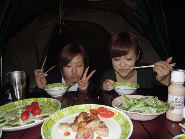 楽しかった8月キャンプ Vol.3_a0239065_16353511.jpg