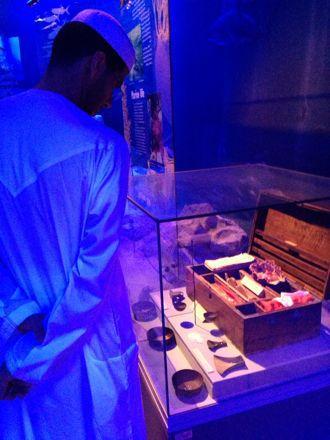 ドバイ博物館行ってきました。_e0066474_21201138.jpg