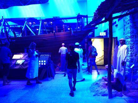 ドバイ博物館行ってきました。_e0066474_21201412.jpg