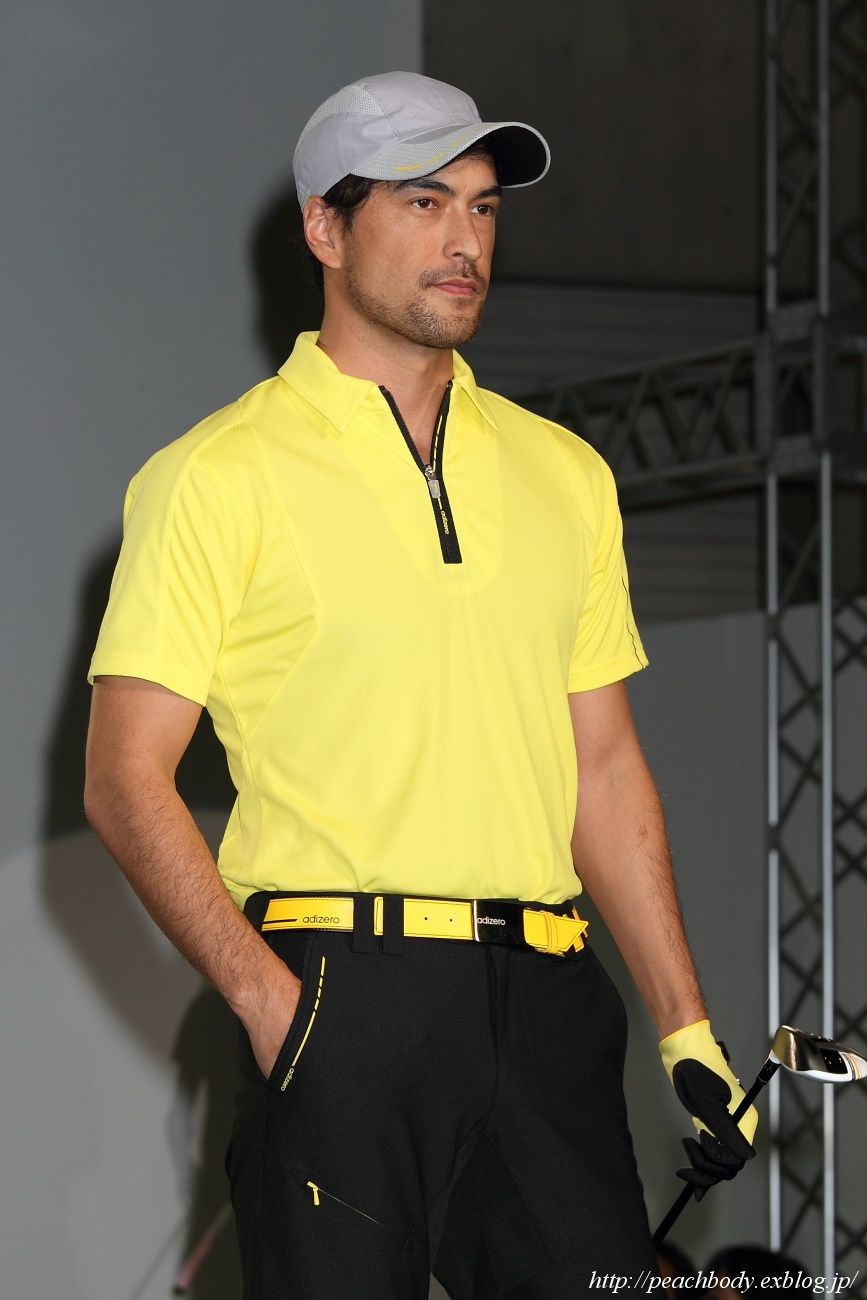 EVEN×RAKUEN GOLF STYLE COLLECTION 2nd STAGE グループB その10_c0215885_1930976.jpg