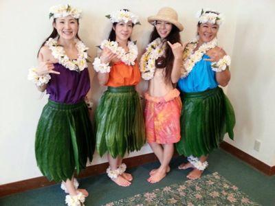 ハワイアンフェスティバルにて_d0256587_16451766.jpg