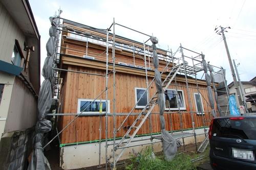 ゼロエネルギーハウス松長布:構造見学会_e0054299_14423890.jpg
