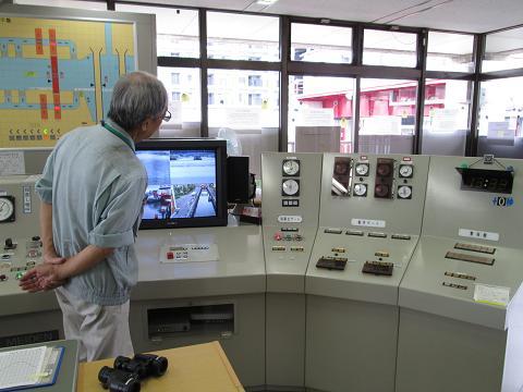 """東京のパナマ運河\""""扇橋閘門\""""_a0057402_13501741.jpg"""
