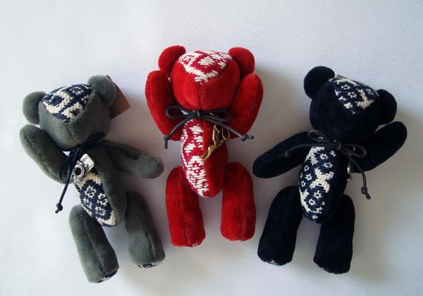 Kogin*Bear Style の総刺しこぎんクマ_c0134902_2074642.jpg