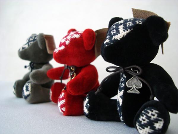 Kogin*Bear Style の総刺しこぎんクマ_c0134902_2083735.jpg