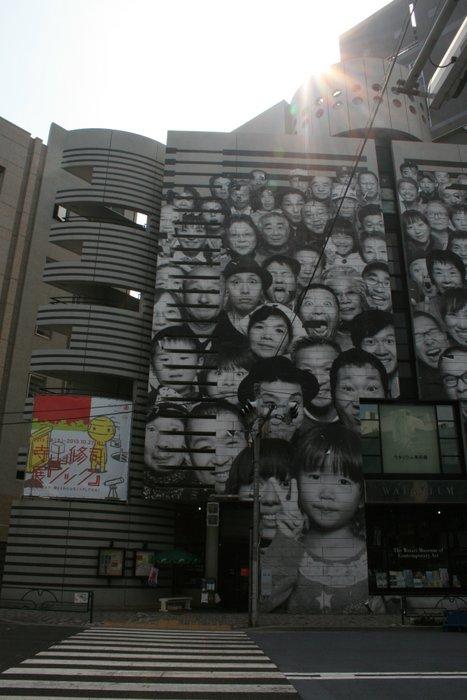 東京①minä perhonen piace をめざして_b0168840_8531997.jpg